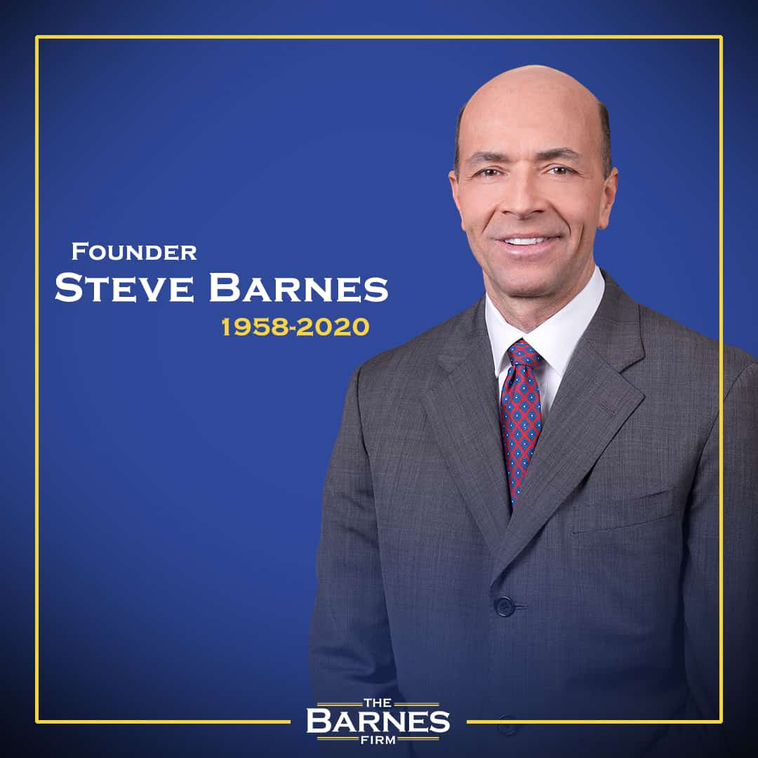 The Barnes Firm Continues Founder's Commitment To Community